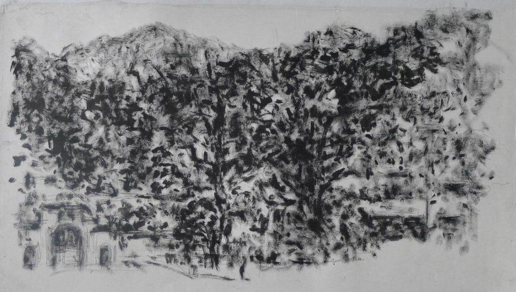 Chen Yan painting
