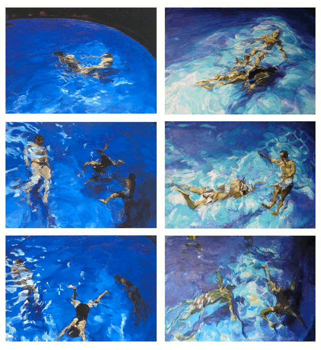 Chen Yan swimmers